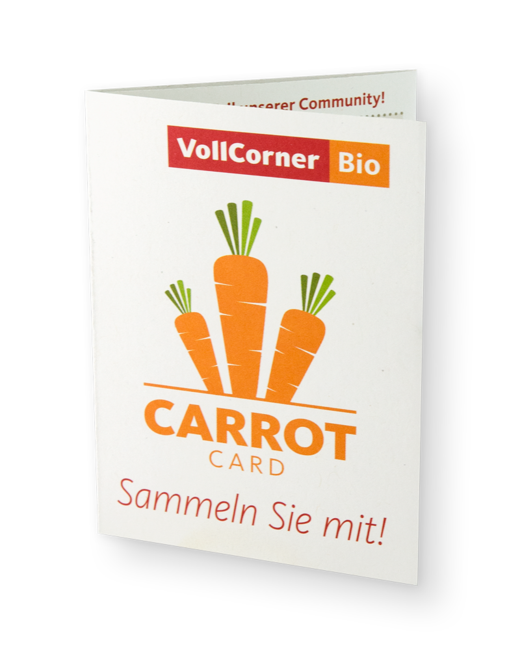 Unsere CarrotCard Angebote